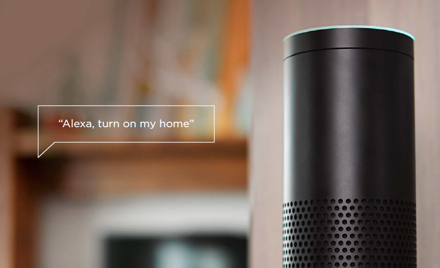 Let Alexa Control Your Home